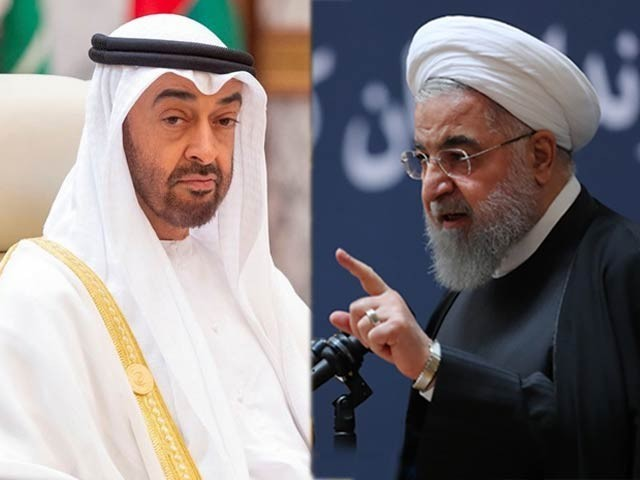 ایران نے امریکی جارحیت کی صورت میں امارات پر حملے کی دھمکی دی ہے، ویب سائٹ(فوٹو، فائل)