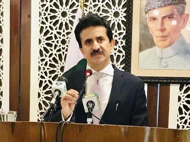 یہ معاہدہ  بین الافغان مذاکرات کے کامیاب نتائج کی طرف ایک اہم پیش رفت ہے، ترجمان دفتر خارجہ