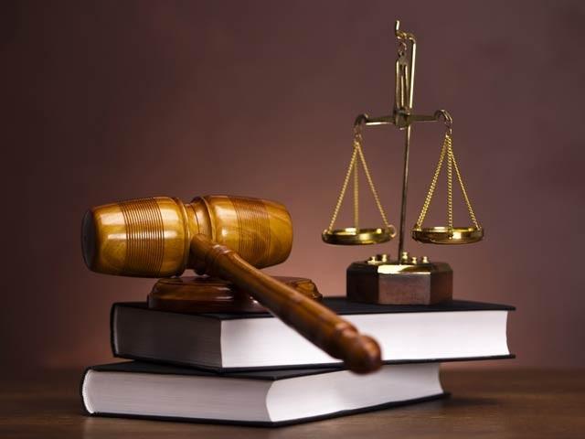 اگر مجرم کو سزا نہ دی جائے تو کوئی فلاحی ریاست معرض وجود میں نہیں آسکتی۔ فوٹو: فائل