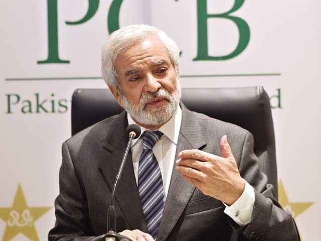 محمد عامر اور سمیع اسلم کے انٹرنیشنل کرکٹ چھوڑنے کے فیصلے پر افسوس ہے،چیئرمین پی سی بی۔ فوٹو : فائل