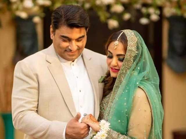 نادیہ خان سبز رنگ کے دلہن والے لباس بہت خوبصورت لگ رہے ہیں۔  فوٹوسوشل میڈیا