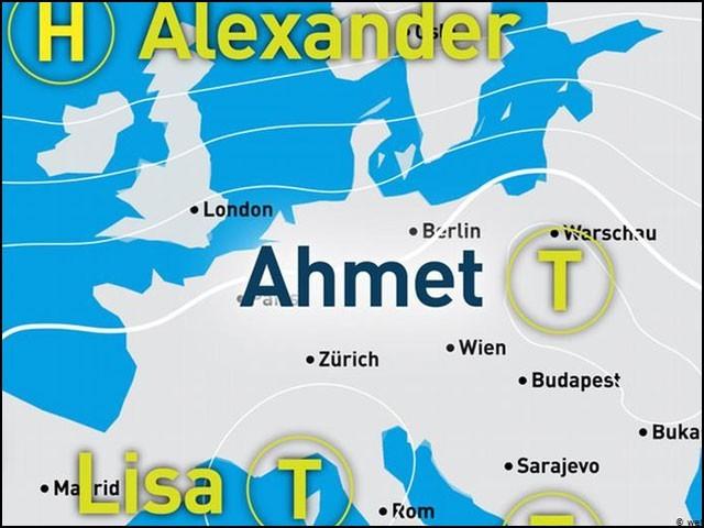 یہ پہلا موقع ہے جب جرمنی میں کسی موسمی نظام کو 'تارکینِ وطن کا پس منظر رکھنے والا' نام دیا گیا ہے۔ (فوٹو: ڈی ڈبلیو)