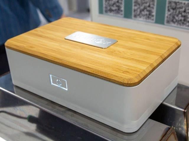 موسم گرما میں بی بی چارج والے والا لنچ باکس منٹوں میں خود ہی گرما گرم دستاویز بناتے ہیں۔  فوٹو: ہیٹ باکس ویب سائٹ