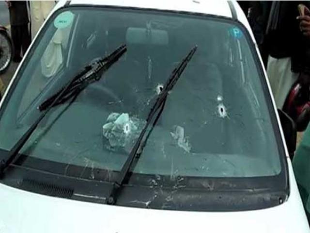 چوکی انچارج سمیت 4 پولیس اہلکاروں کے خلاف مقدمہ درج فوٹو:فائل