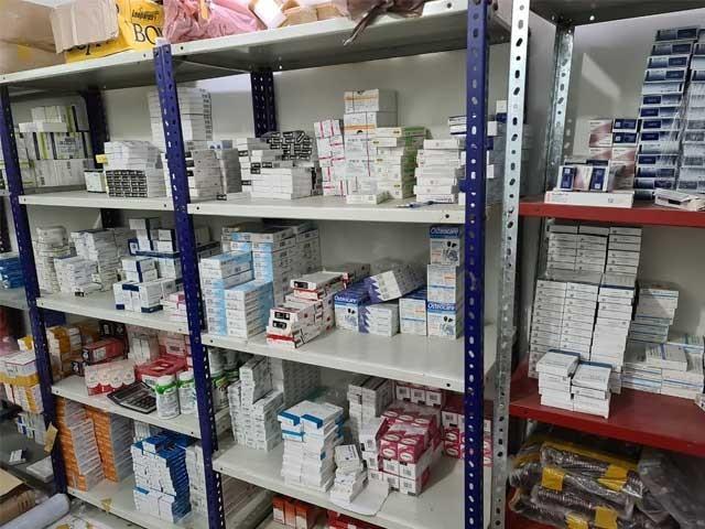 بھارتی اسمگل شدہ ممنوعہ ادویات کی مجموعی مالیت تقریباً2 کروڑ 30لاکھ روپے ہے، کسٹم حکام . فوٹو : فائل