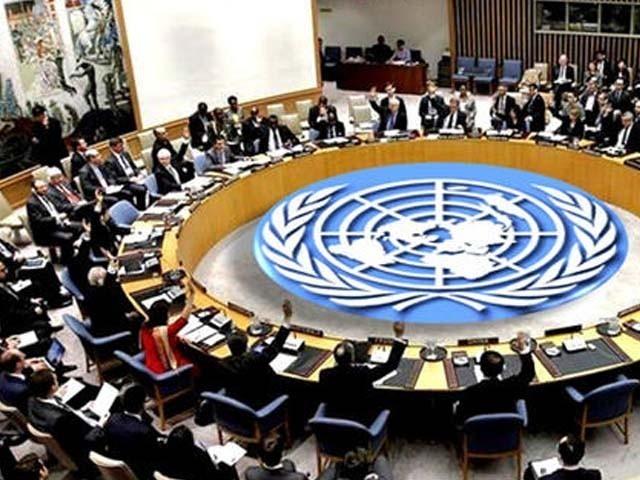 بھارت کمیٹی کو اپنے مفادات اور  پاکستان کے خلاف اپنے منفی ایجنڈے کے لیے استعمال کرسکتا تھا، رکن ممالک کا مؤقف۔ فوٹو:فائل