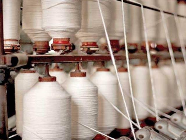 یورپی ممالک کو سوتی مصنوعات کی برآمد میں بے پناہ اضافے کے باعث پاکستان میں کپاس اور سوتی دھاگے کی طلب میں کئی گنا اضافہ ہوگیا ہے(فوٹو فائل)