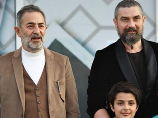 دونوں اداکار ترک وزیر خارجہ میولود چاوش اولو کے ہمراہ وفاقی دارالحکومت پہنچے