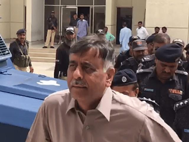 راؤ انوار کو ٹرائل کورٹ کے فیصلے کو سندھ ہائیکورٹ میں چیلنج کیا تھا فوٹو: فائل