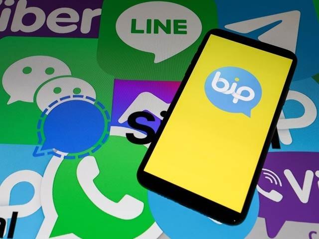 بپ کے استعمال کرنے والوں میں یومیہ لاکھوں افراد کا اضافہ ہورہا ہے(فوٹو، فائل)