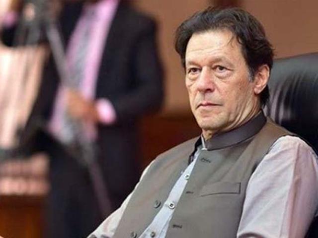 ملکی دولت لوٹ کر باہر لے جانے والے احتساب سے نہیں بچ سکتے، عمران خان. فوٹو:فائل