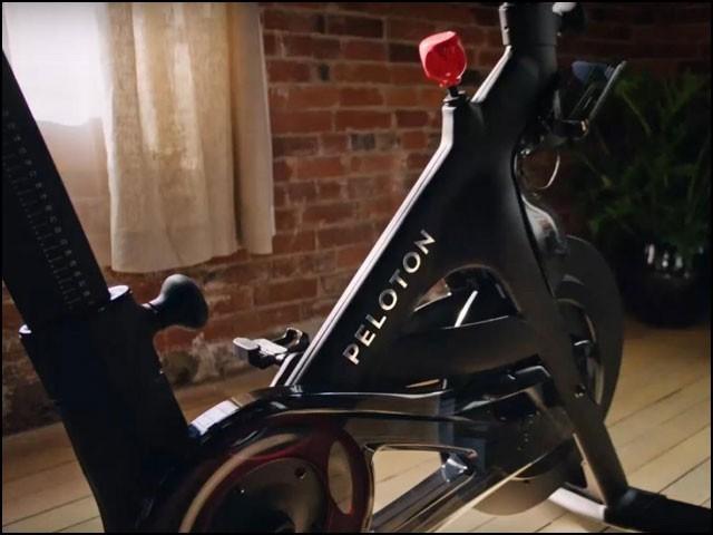 جو بائیڈن کی سائیکل وائٹ ہاؤس کےلیے خطرناک ، اس میں ایل سی ڈی اسکرین کے علاوہ ایک ڈیجیٹل کیمرا بھی نصب ہے