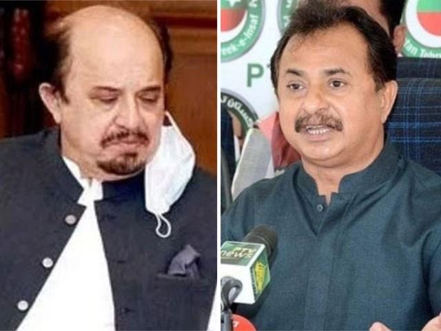 پی ٹی آئی ارکان سندھ اسمبلی نے وزیراعظم سے تبدیلیوں پر اعتماد میں لینے کا مطالبہ کردیا فوٹو: فائل