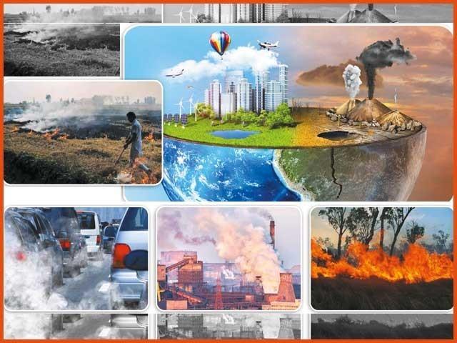 فضائی آلودگی پاکستان سمیت ترقی پذیر ممالک میں اموات کی بڑی وجہ بن گئی