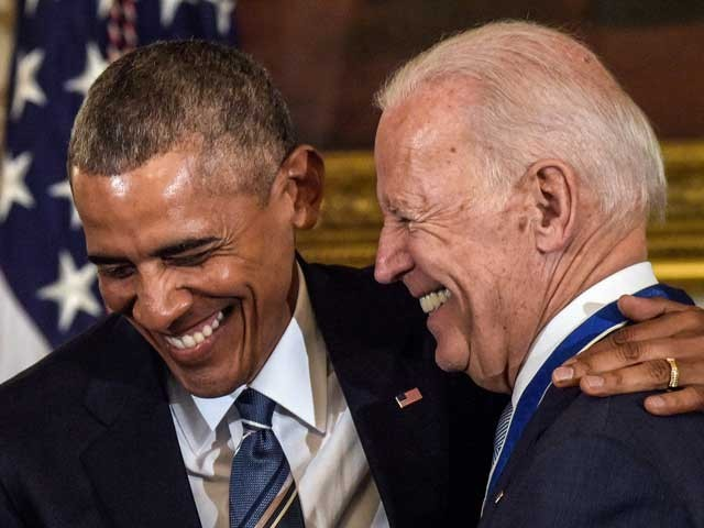 امریکیوں نے ماسک پہن کرووٹ ڈالے جوپہلے کبھی نہیں ہوا، اوباما: فوٹو: فائل