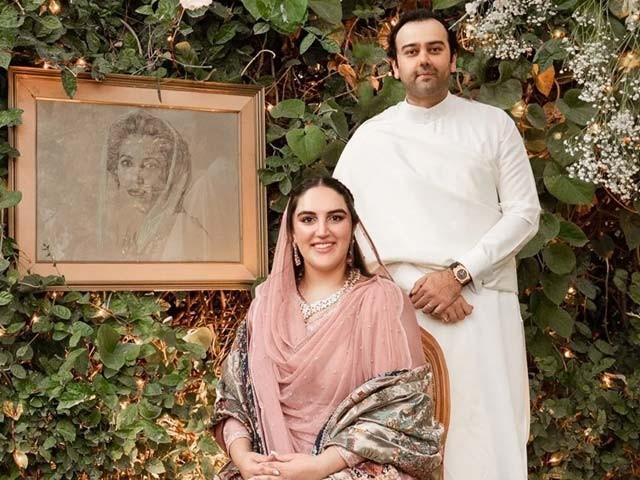 بختاور بھٹو زرداری کے ہونے والے شوہرمحمود چوہدری کا آبائی تعلق لاہور سے ہے فوٹو: فائل