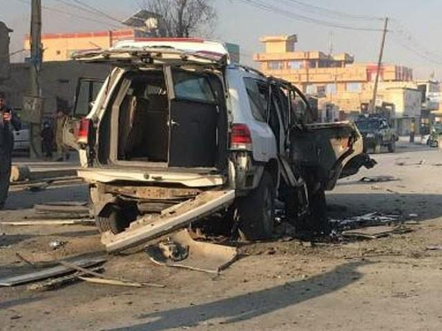 فوجی چیک پوسٹ پر حملے میں 6 اہلکار ہلاک اور 4 زخمی ہوگئے، فوٹو : افغان میڈیا