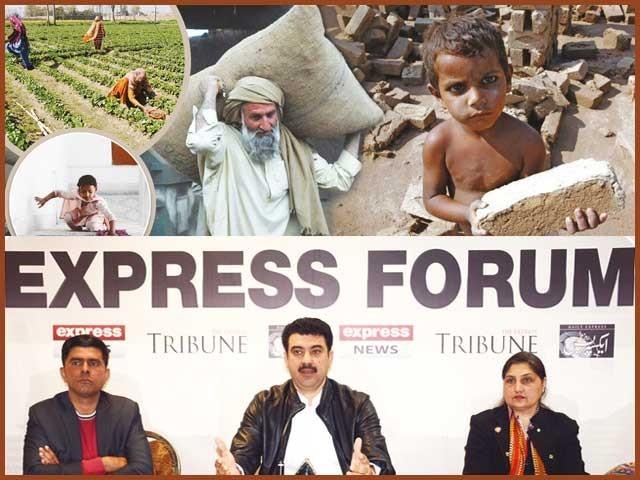 وزیراعلیٰ پنجاب کی ہدایت پر پنجاب واحد صوبہ ہے جس نے ڈومیسٹک ورکرز کے حوالے سے قانون سازی کی: شرکاء کا ''ایکسپریس فورم'' میں اظہار خیال