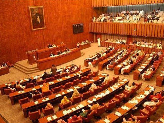 الیکشن ایکٹ 2017 میں صرف سینیٹ انتخابات کا طریقہ کار واضح کیا گیا ہے، حکومت سندھ کا مؤقف۔ فوٹو: فائل