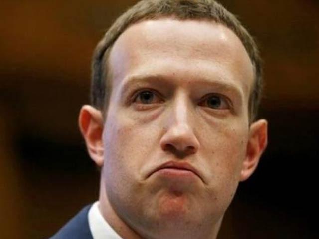 درخواست گزار نے فیس بک کے سربراہ پر کسی بھی سیاسی سرگرمی میں حصہ لینے پر پابندی عائد کرنے کی درخواست دائر کی ہے(ٖفوٹو، فائل)