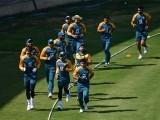 چھٹے نمبر پر موجود سری لنکا کا حالیہ شکست کی وجہ سے ساتویں نمبر کی پاکستان ٹیم سے فاصلہ اب صرف ایک پوائنٹ کا رہ گیا۔  فوٹو : اے ایف پی