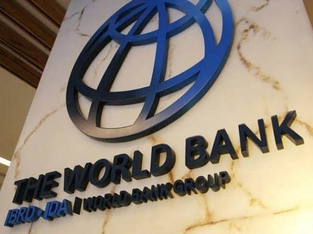 ورلڈ بینک پہلے ہی12 ارب ڈالر مالیت کے 58 منصوبوں کیلیے فنانسنگ مہیا کرچکا ہے  فوٹو: فائل