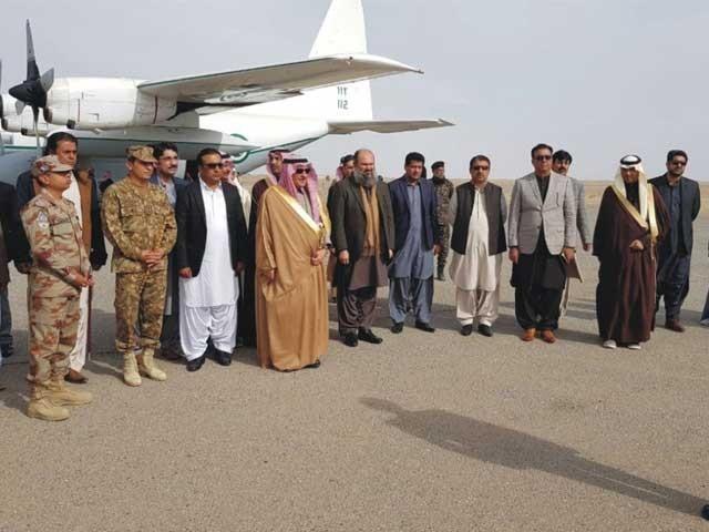 پاكستان اور سعودی عرب كے درمیان روز اول سے برادرانہ خوشگوار تعلقات  ہیں، گورنربلوچستان . فوٹو : فائل