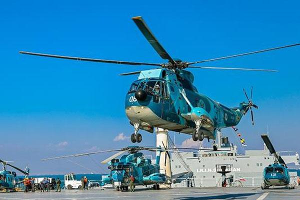 Iran millitary drill