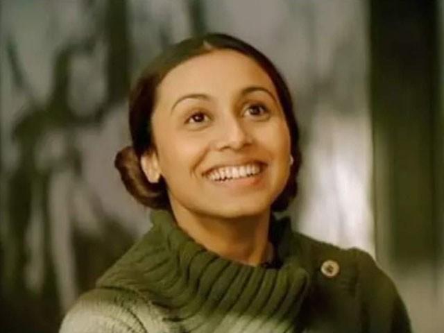 اسپیشل لڑکی کے کردار کی پیش کش ہچکاہٹ کا شکار تھیری ، رانی مکھرجی (فوٹو: فائل)
