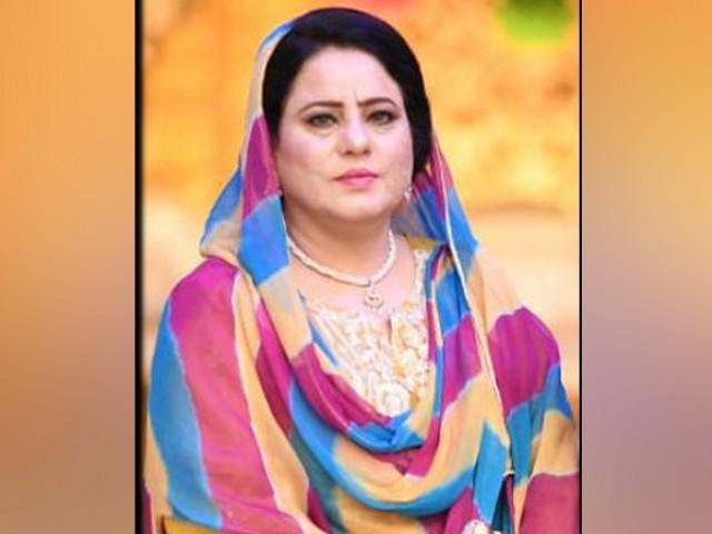 ڈاکٹر انیلہ نصیر کئی دنوں سے وینٹی لیٹر پر تھیں فوٹو: فائل