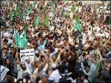 تحریک لبیک کی نوجوان قیادت کو جوش اور جذبے کے ساتھ ہوش سے بھی کام لینا ہوگا۔ (فوٹو: انٹرنیٹ)