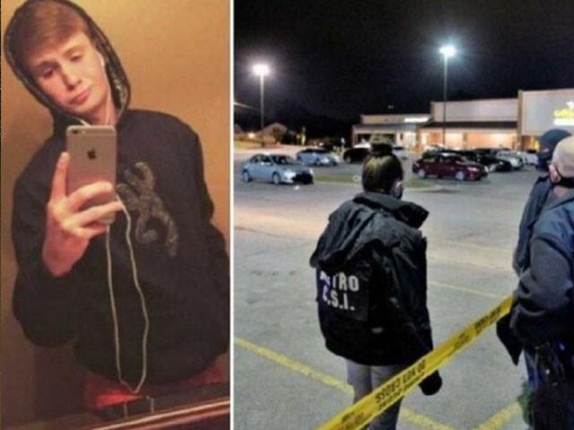 شہری نے اصلی ڈاکو سمجھ کر یوٹیوبر پر گولی چلادی، فوٹو : ٹوئٹر