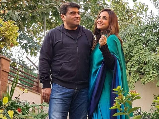 نادیہ سے چار ماہ قبل ہونے والی ملاقات کے بعد محبت ہو گئی تھی ، فیصل فیصل ممتاز۔ فوٹو:فائل
