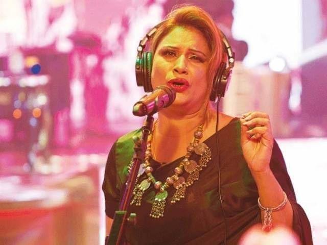 نصیبو لعل کا کہنا ہے کہ پی ایس ایل کا گانا پاکستان کے لئے گایا(فوٹو، انٹرنیٹ)