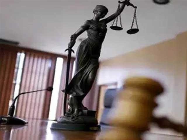 عدالتوں میں انتہا پسند تنظیموں کی ہندتوا پالیسی سامنے آتی ہے بس نظر آتی ہے ، رپورٹ۔  فوٹو: فائل