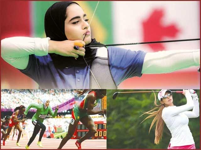 حکومتی سطح پر صنف نازک کے کھیلوں کی حوصلہ افزائی ضروری ہے۔ فوٹو: فائل