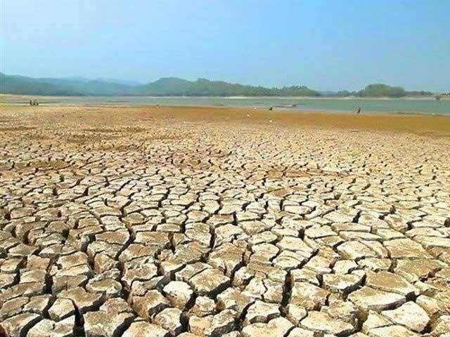 سندھ جنوب مشرقی حصوں میں بھی کم درجے کی خشک سالی کا خدشہ ہے: فوٹو: فائل