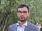 یکم جنوری کو نوجوان صحافی بسم اللہ عادل کو ایک حملے میں قتل کردیا گیا تھا، فوٹو : افغان ویڈیو