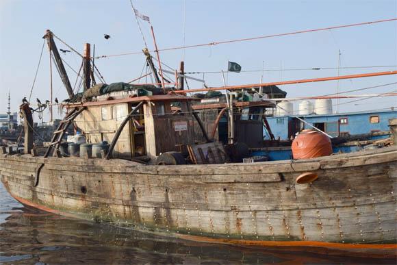 Indian fisherman arrest 2