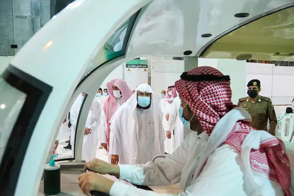 Van service for kaaba 2