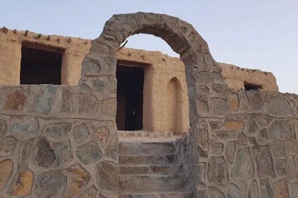 Village in saudi arabia 2