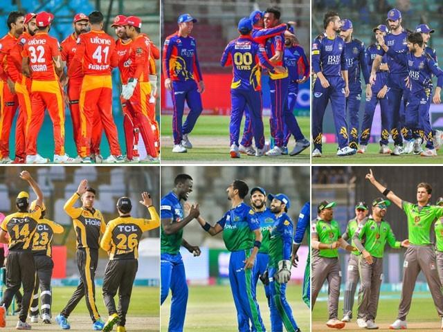 پاکستان سپر لیگ کے چھٹے ایڈیشن میں اب تک 6 کھلاڑی کورونا میں مبتلا ہوچکے ہیں