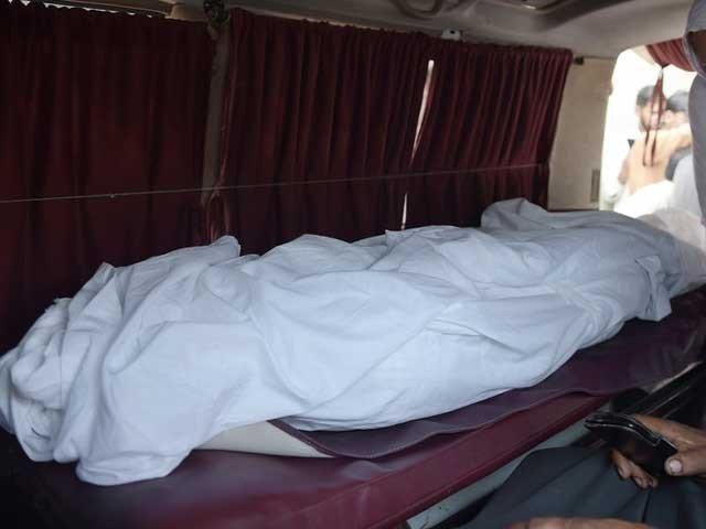 عبدالحق کی موت پیٹ میں خنجر لگنے کی وجہ سے ہوئی ہے، پولیس ذرائع۔  فوٹو: فائل