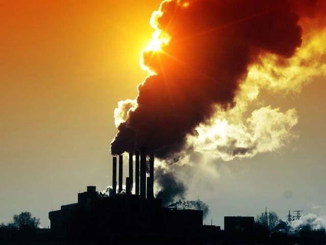 ماہرین نے بتایا ہے کہ ہرطرح کی آلودگیاں 8 طریقوں سے اثرانداز ہوتی ہیں۔ فوٹو: فائل