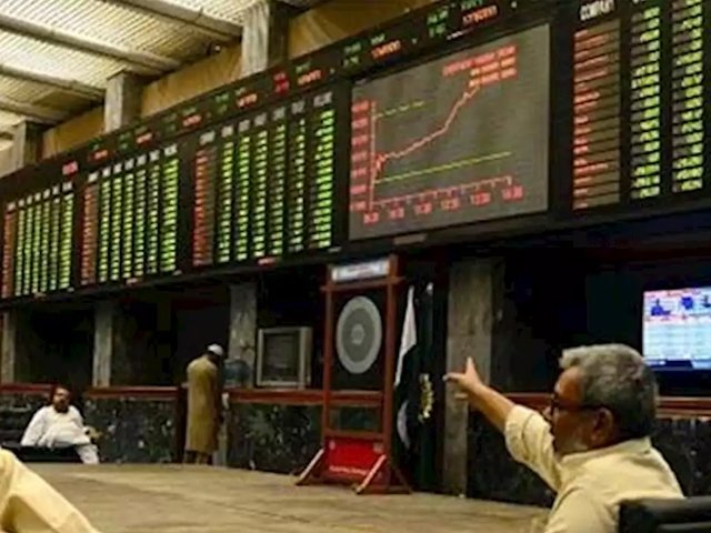 Weekly trading fell after the level of 46000 points was restored