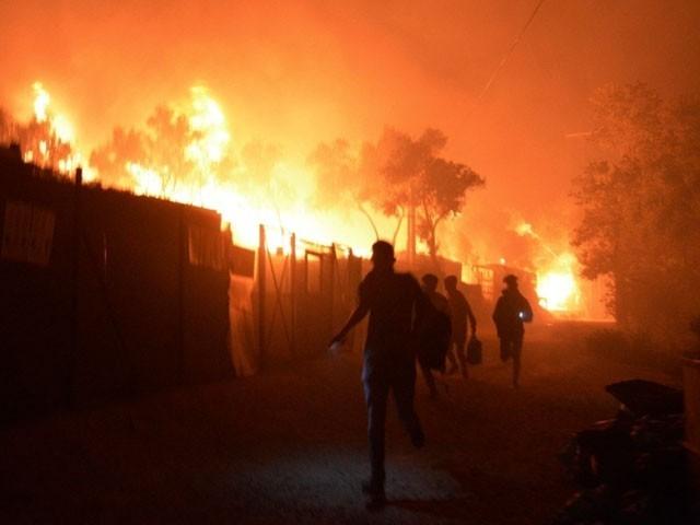 زخمیوں میں سے 90 کی ہلاکت نازک بتائی جارہی ہے، فوٹو : فائل