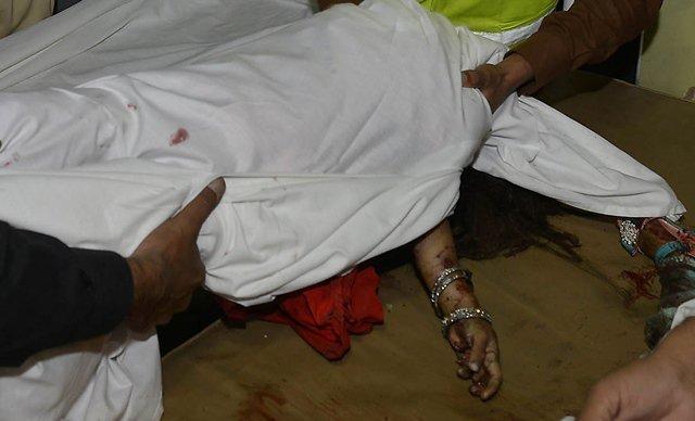 شبہ ہے کہ مقتولین کو غیرت کے نام پر قتل کیا گیا، پولیس ۔ فوٹو:فائل
