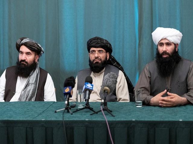 صدارتی الیکشن ایک مذاق سے زیادہ کچھ نہیں، ترجمان طالبان (فوٹو: فائل)