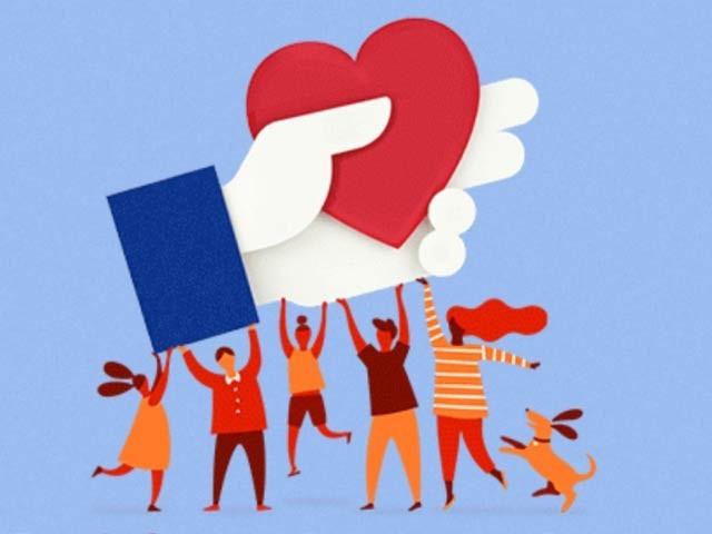 فیس بک نے اعلان کیا ہے کہ 2020 میں اس پلیٹ فارم اور انسٹاگرام پر کل پانچ ارب ڈالر کی رقم بطورعطیہ جمع کی گئی ہے۔ فوٹو: فائل