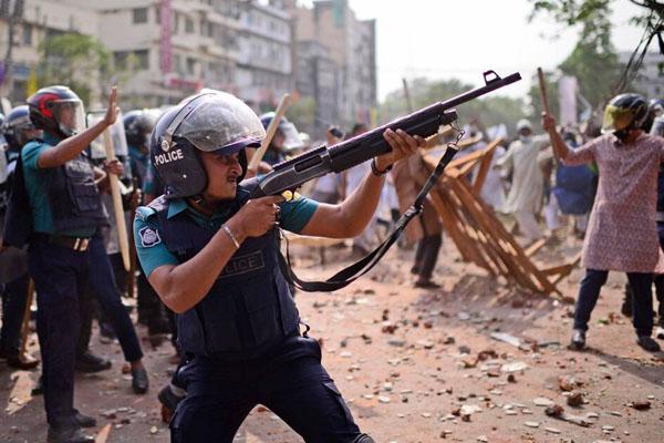 Dhaka protest 3